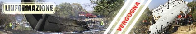 Il gravissimo incidente della Spanair a Madrid