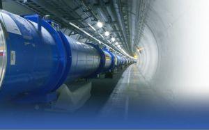 Lhc (Large Hadron Collider)